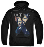 Hoodie: The X-Files - X Agents Pullover Hoodie