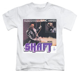 Youth: Isaac Hayes - Shaft T-shirts