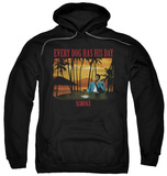 Hoodie: Scarface - A Dog Day Pullover Hoodie