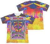 Jefferson Airplane - San Francisco (Front/Back Print) T-Shirt