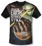 Youth: The Day The Earth Stood Still - Planet Earth(black back) T-shirts