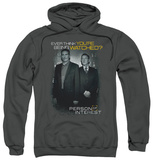 Hoodie: Person Of Interest - Watched Pullover Hoodie