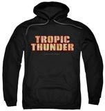 Hoodie: Tropic Thunder - Title Pullover Hoodie