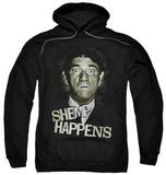 Hoodie: The Three Stooges - Shemp Happens Pullover Hoodie