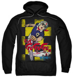 Hoodie: Speed Racer - Manga Cover Checkers T-shirts