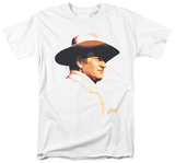 John Wayne - Painted Profile T-shirts