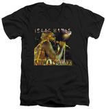 Isaac Hayes - At Wattstax V-Neck T-shirts