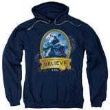 Hoodie: Polar Express - True Believer Pullover Hoodie