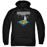 Hoodie: Saturday Night Fever - Should Be Dancing Pullover Hoodie
