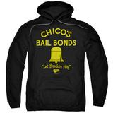 Hoodie: Bad News Bears - Chico's Bail Bonds Pullover Hoodie