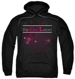 Hoodie: The Real L Word - Flashy Logo Pullover Hoodie