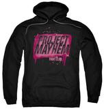 Hoodie: Fight Club - Project Mayhem Pullover Hoodie