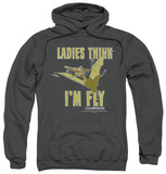 Hoodie: Land Before Time - I'm Fly Pullover Hoodie