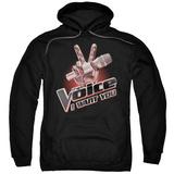 Hoodie: The Voice - Logo Pullover Hoodie