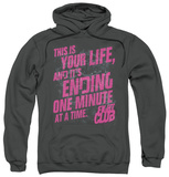 Hoodie: Fight Club - Life Ending Shirt