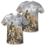 John Wayne - Ride Em Cowboy (Front/Back Print) Sublimated