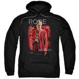 Hoodie: Borgias - Pope Alexander Vi Pullover Hoodie