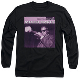 Long Sleeve: Miles Davis - Prince T-shirts