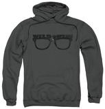 Hoodie: Major League - Wild Thing Pullover Hoodie