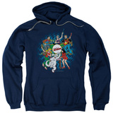 Hoodie: Archie Comics - Psychadelic Archies Pullover Hoodie