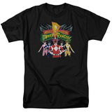 Power Rangers - Rangers Unite T-Shirt