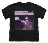 Youth: Miles Davis - Prince T-shirts
