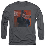 Long Sleeve: John Coltrane - Last Train T-Shirt