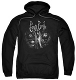 Hoodie: The Corpse Bride - Bride To Be Pullover Hoodie