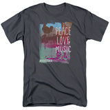 Woodstock - Plm Tshirts