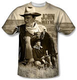 Youth: John Wayne - Stoic Cowboy T-Shirt