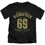 Youth: Woodstock - White Lake Shirts