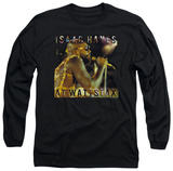 Long Sleeve: Isaac Hayes - At Wattstax T-shirts