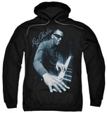 Hoodie: Ray Charles - Blues Piano Pullover Hoodie
