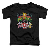 Toddler: Power Rangers - Rangers Unite Shirts