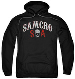 Hoodie: Sons Of Anarchy - Samcro Forever T-shirts