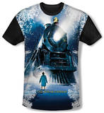 Youth: Polar Express - Journey(black back) T-Shirt