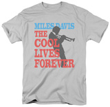 Miles Davis - Cool Lives T-Shirt