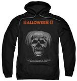 Hoodie: Halloween Ii - Pumpkin Poster Pullover Hoodie