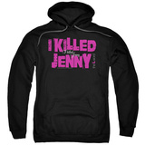 Hoodie: The L Word - I Killed Jenny T-shirts
