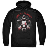 Hoodie: Sons Of Anarchy - Ride On Pullover Hoodie