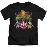 Juvenile: Power Rangers - Rangers Unite Shirt