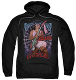 Hoodie: Cheech and Chong Up In Smoke - Pantyhose Pullover Hoodie