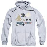 Hoodie: Top Gun - Items Pullover Hoodie