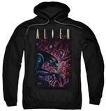 Hoodie: Alien - Collection Pullover Hoodie