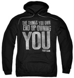 Hoodie: Fight Club - Owning You T-Shirt