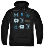 Hoodie: Fringe - Symbols Pullover Hoodie