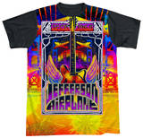Jefferson Airplane - San Francisco(black back) T-shirts
