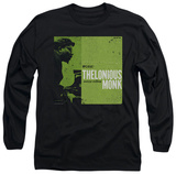 Long Sleeve: Thelonious Monk - Work T-shirts