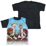 Youth: The Three Stooges - Be A Stooge(black back) T-shirts