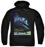 Hoodie: Edward Scissorhands - Poster Pullover Hoodie